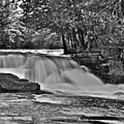 Lower Tahquamenon Falls 6140b Art Print
