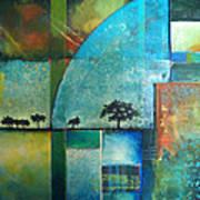 Lucid Archway Art Print