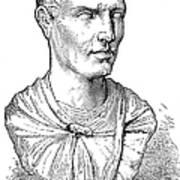 Lucius Licinius Lucullus Art Print
