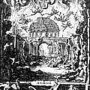 Lully: Armide, 1686 Art Print