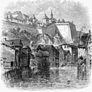 Luxembourg, 19th Century Art Print