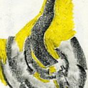 Lyrical Maze Art Print