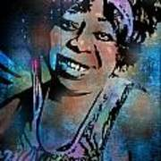 Ma Rainey Art Print