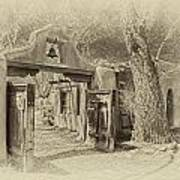 Mabel's Gate As Antique Print Art Print