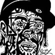 Mac Dre Art Print