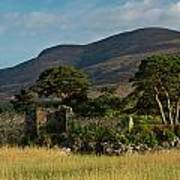Maccarthy Mor Castle Ireland Art Print