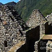 Machu Picchu Peru 8 Art Print