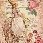 Mademoiselle Couture Art Print