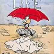 Magazine: Life, 1897 Art Print
