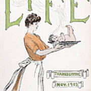 Magazine: Life, 1903 Art Print