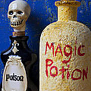 Magic Potion Art Print