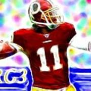 Magical Rg3 Art Print
