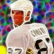 Magical Sidney Crosby Art Print