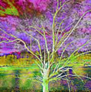 Magical Tree 4 Art Print