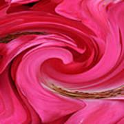 Magically Pink Art Print