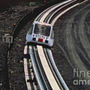 Maglev Train, Japan Art Print