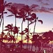 Mahalo For This Day Art Print