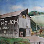 Mailpouch Art Print
