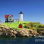 Maine Light Painting Look Art Print