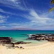 Makena Cove Maui Art Print