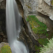 Maligne Canyon 2 Art Print
