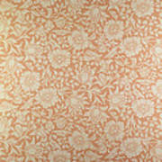 Mallow Wallpaper Design Print by William Morris