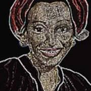 Mama Nura Art Print