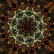 Mandala 111511 Art Print