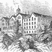 Manhattan College, 1868 Art Print