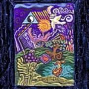 Manifest Destiny Art Print by Genevieve Esson