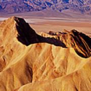 Manley Beacon Death Valley Art Print