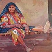 Mansorya Art Print