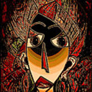 Marali Art Print