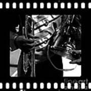 Marching Band Tribute Art Print