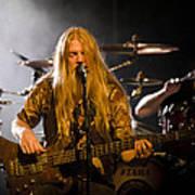 Marco Hietala And Jukka Nevalainen - Nightwish  Art Print