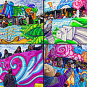Mardi Gras Fun Art Print