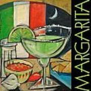 Margarita Poster Art Print
