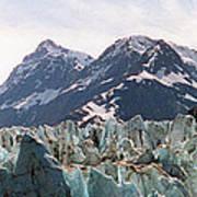 Margerie Glacier View Art Print