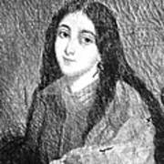 Marie Duplessis Art Print