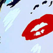 Marilyn Monroe 2 Print by Micah May