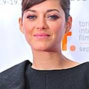 Marion Cotillard At Arrivals For Little Art Print
