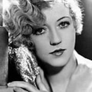 Marion Davies, 1928 Print by Everett