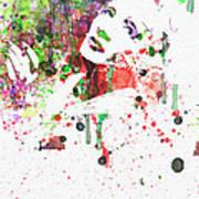 Marlene Dietrich 3 Art Print by Naxart Studio
