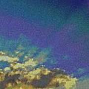 Martian Sky Art Print