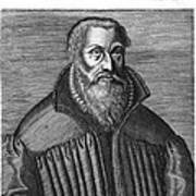 Martin Chemnitz (1522-1586) Art Print