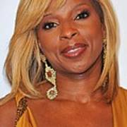 Mary J. Blige In Attendance For 2nd Print by Everett