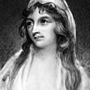 Mary Tighe (1772-1810) Art Print
