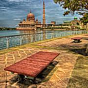 Masjid Putra Art Print