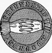 Masonic Symbol Art Print