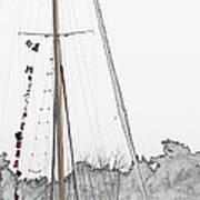Mast Head Art Print
